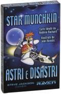 Raven - Star Munchkin - Astri und Unfälle