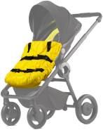 Anex Quant Beindecke für Sportsitz (6 Farben) Gelb