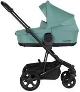 EasyWalker 'Harvey 2' Kombikinderwagen3in1 Coral Green inkl. Cybex Babyschale