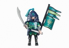 PLAYMOBIL - Anführer der Grünen AsiaRitter Folienverpackung 6327