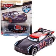 Mattel - Jackson Storm - Renn-Legenden | Thomasville Racing | Disney Cars | Cast 1:55 Fahrzeuge