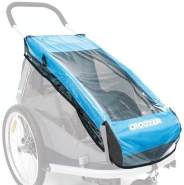 Zwei Plus Zwei Regenverdeck für Croozer Kid for 1