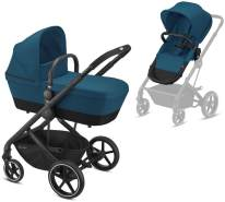 CYBEX 'Gold Balios S' Kombikinderwagen 2in1 2020 in Black River Blue