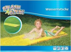 The Toy Company Splash & Fun Wasserrutsche 610 cm