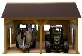 Kids Globe 610338 - Bauernhof-Schuppen für Bruder