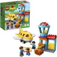 LEGO Duplo - Flughafen 10871 - inkl. drei Figuren, Flugzeug und Zubehör