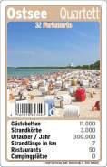 Teepe 23547 Kartenspiel Ostsee Quartett, Keine Angabe