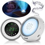 reer '50080' Babyphone, mit Sternenhimmel Projektor, 650 m Reichweite, 57 Stunden Akkulaufzeit