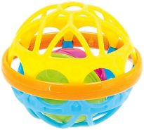 Bieco biegsamer Baby Greif-Ball