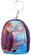 Disney Schlüsselanhänger Frozen II Journey 9 cm Mädchen lila