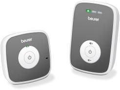 Beurer BY 33 Babyphone, 300 Meter Reichweite, strahlungsarme und energieeffiziente Übertragung