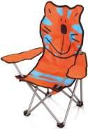 Kinderklappstuhl 'Tiger' orange