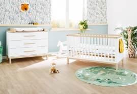 Pinolino 'Light' 2-tlg. Babyzimmer-Set, breit