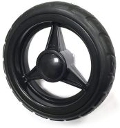 Gesslein Swift Hinterrad schwarz