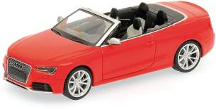 AUDI RS5 CABRIOLET - 2012 - rot