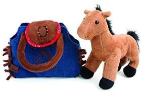 Small Foot - 10277 - Pony in der Tasche Western