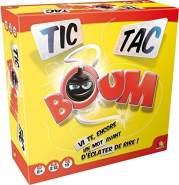 Tic Tac Boum Französisch Bohne