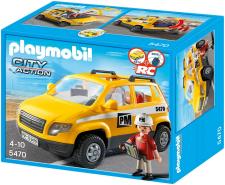 PLAYMOBIL - Bauleiterfahrzeug 5470