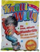 Wundertüte - Knülli Willy - für Jungen, 1 Stück, zufällige Auswahl, keine Vorauswahl möglich