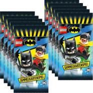 Batman 2019 Lego Trading Cards - 10 Booster - Deutsch