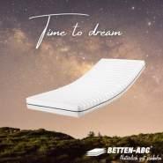 ABC-Dream 'Spezial' Kaltschaummatratze 60 x 120 cm, 7 Zonen
