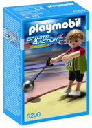 PLAYMOBIL - Hammerwerfer 5200