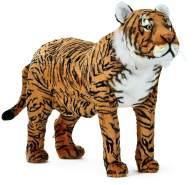 Steiner Plüsch Riesen Kuscheltier Tiger Tonya