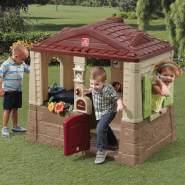 Spielhaus Neat & Tidy Cottage II braun 163 cm