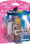Playmobil Playmo-Friends 70031 'Rockstar', 9 Teile, ab 4 Jahren