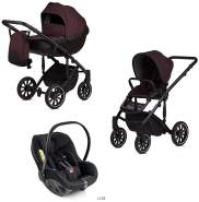 Anex m/type 3 in 1 Kinderwagenset 2020 mit Avionaut Grape