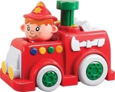Spielmaus Baby Press & Go Feuerwehr, L&S
