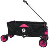Miweba faltbarer Bollerwagen Pink