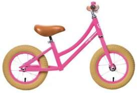 Rebel Kidz Air Classic Runbike, Mädchen, Pink, Einheitsgröße
