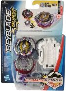 Hasbro Beyblade E6705 Burst Turbo Switchstrike-Set mit Kreisel Starter Hades H3