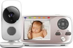 Motorola 'MBP667' Video-Babyphone, FHSS-Technologie, 300 m Reichweite, mit Kamera
