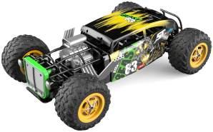 Siva Beast Racer Gelb 1:12 Hot Rod 4WD RTR RC Car 2. 4GHz