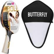Butterfly 1x Timo Boll Gold 85020 Tischtennisschläger + Tischtennishülle
