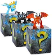 Whitehouse - Auswahl Mystery Dragons 2er-Set Mini Spielfiguren DreamWorks Dragons Fleischklops