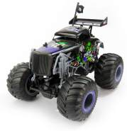 RC Big Wheel Skeleton grau 1:16 2. 4 GHz RTR Monstertruck
