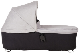 Mountain Buggy - Babyschale carrycot für Mountain Buggy Duet V3 - silber