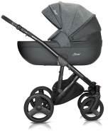Milu Kids Starlet EKO 3in1 Kombikinderwagen STA-65 graphite