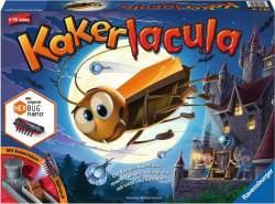 Ravensburger Kinderspiel Kakerlacula, Gesellschafts- und Familienspiel, für Kinder und Erwachsene, für 2-4 Spieler, ab 6 Jahren