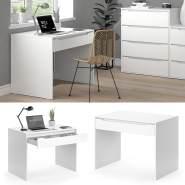 Vicco 'Ruben' Schreibtisch, weiß, 100x65cm