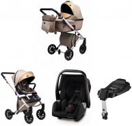 Anex e/type Recaro Privia Evo Plus Base Truffle