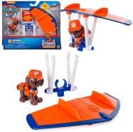 Ultimate Rescue | Mini Fahrzeug mit beweglicher Spiel-Figur | Paw Patrol Zuma Drachenflieger