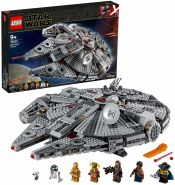 LEGO Star Wars 75257 'Millennium Falcon', 1353 Teile, ab 9 Jahren, viele Details