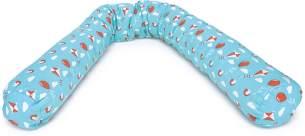 Priebes Nestchenschlange 'Hans die Bettwurst' blau, Ballon