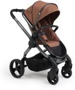 Peach Kombikinderwagen2in1 2020 Phantom Terracotta Twill inkl. Babywanne und Erhöhungsadapter