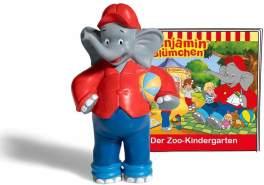 Tonies Benjamin Blümchen 'Der Zoo-Kindergarten', Hörfigur mit ca. 43 Minuten Spielzeit, ab 3 Jahren, deutsch