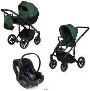 Anex m/type 3 in 1 Kinderwagenset 2020 mit Avionaut Lime